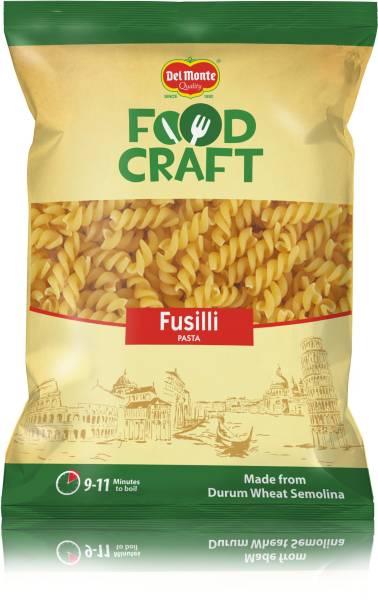 Del Monte Food Craft Fusilli Pasta