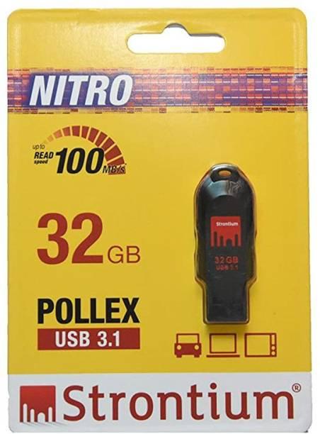 Strontium SR32GRDPOLLEXY 32 GB Pen Drive