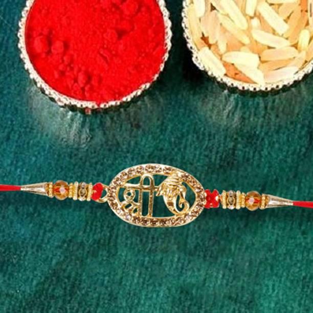Tryfeet Chawal Roli Pack, Rakhi  Set