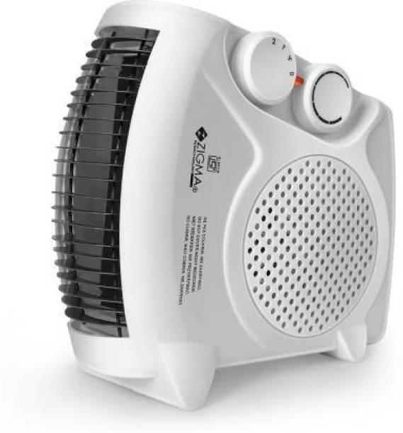 zigma Z-30 Quiet Performance Quiet Performance Fan Room Heater