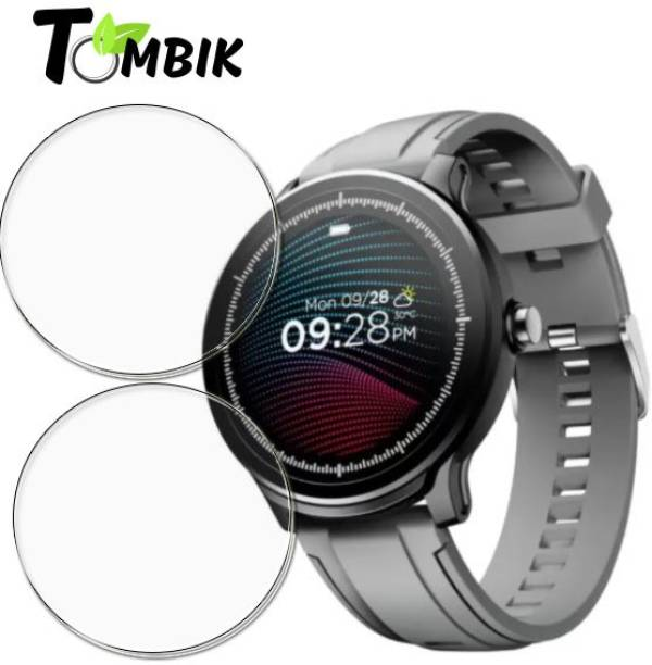 tombik Impossible Screen Guard for boAt Watch Delta with SpO2 sensor