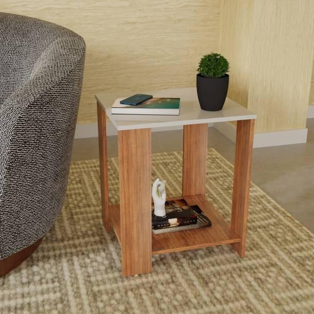 Flipkart Perfect Homes Studio Engineered Wood Side Table