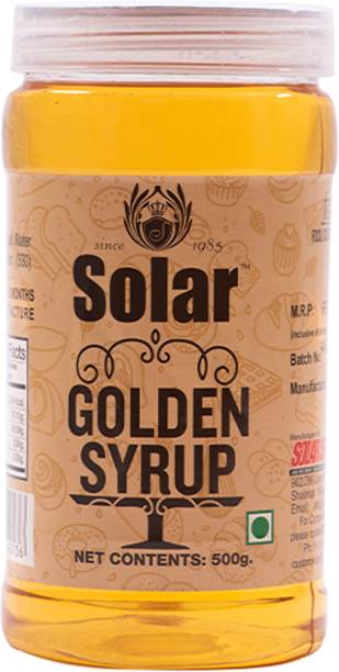 Solar Golden Syrup Plain