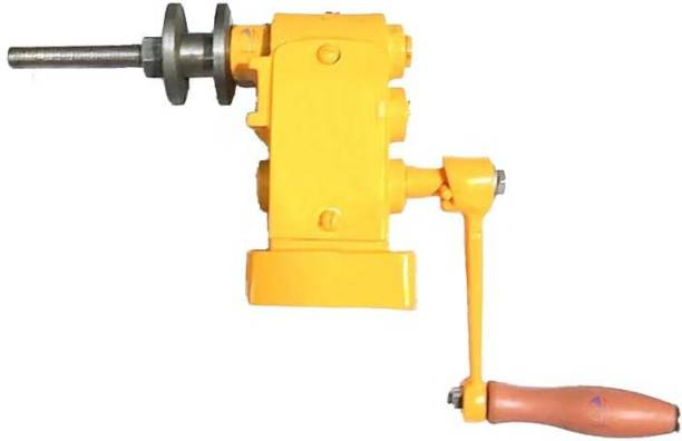 Mass Pro Manual Hand Bench Grinder For Multi Tasking Tool Machine Angle Grinder