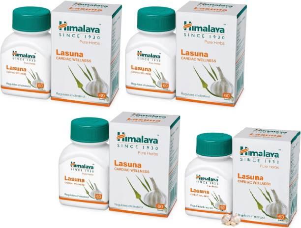 HIMALAYA Lasuna, 60tab (pack of 4)