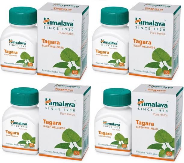 HIMALAYA Tagara, 60tab (pack of 4)