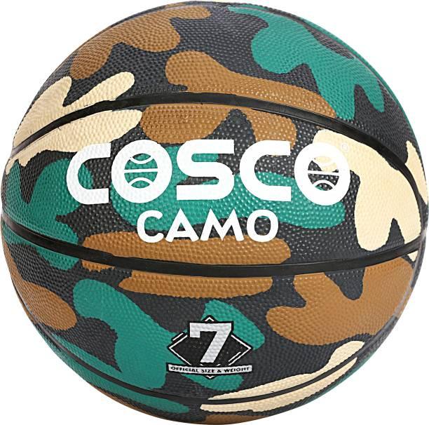 COSCO Camo Basketball - Size: 7