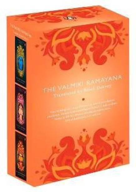 The Valmiki Ramayana - Complete and Unabridged, Debroy's Lucid Rendition Brings to Life this Timeless Tale of Gods and Demons, Duty and Ambition, Love and Loss