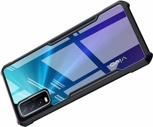 Mobile Back Cover Pouch for Vivo Y20, Vivo Y20i, Vivo Y20G, Vivo Y20A