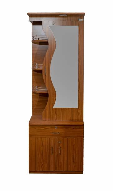 crockss Engineered Wood Dressing Table
