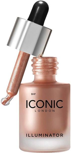 bhp ICONIC ILLUMINATOR HIGHLIGHTER FOR FACE AND BODY 13.5 ML Highlighter