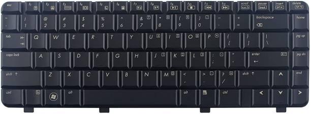 WISTAR Replacement Keyboard HP Compaq Presario Q40 CQ45 CQ40-500 CQ40-600 CQ40-700 Laptop Keyboard Replacement Key