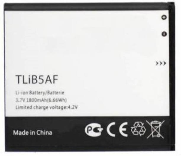 Wildfab Mobile Battery For  alcatel One Touch TCL S800, One Touch 997D, OT-997D, Smart OT-5035 X POP C5 (TLiB5AF)