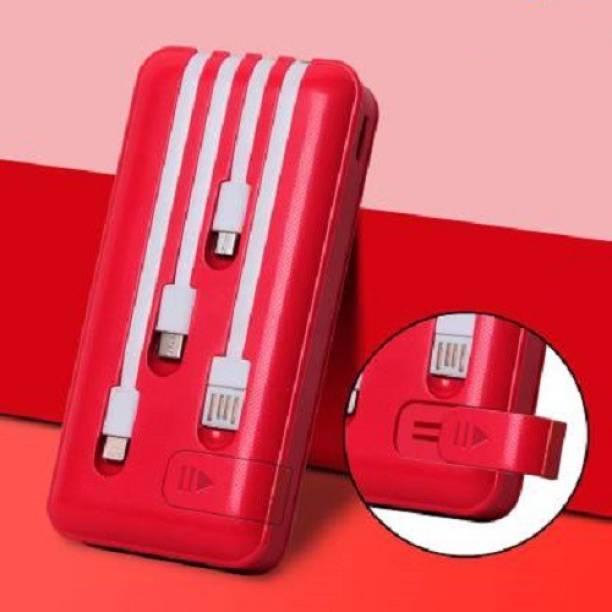 MIPLUSGADZET 25000 mAh Wireless Power Bank (Fast Charging)