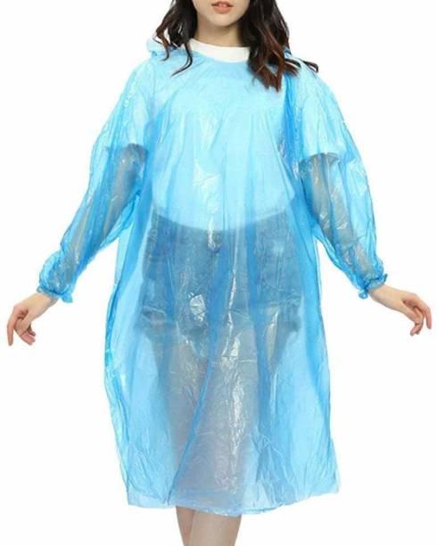 NILKANTH ENTERPRISE Men & Women Raincoat Umbrella