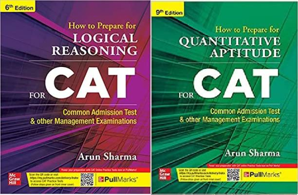 How To Prepare For QUANTITATIVE APTITUDE For CAT | 9th Edition With How To Prepare For LOGICAL REASONING For CAT | 6th Edition