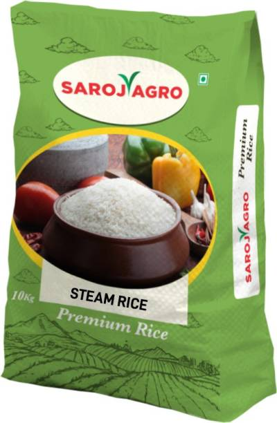 Saroj Agro Premium Sona Masoori Rice (Steam)