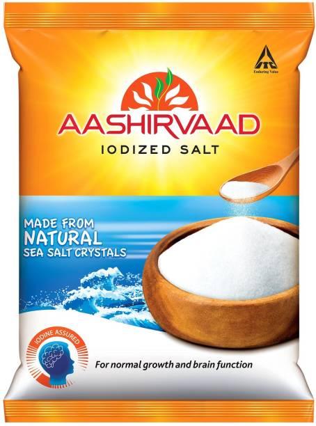 AASHIRVAAD Iodized Salt