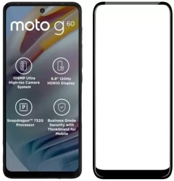 MVNET Edge To Edge Screen Guard for Motorola G60, Moto G60, Motorola G60S, Moto G60S, Motorola G40 Fusion, Moto G40 Fusion, Infinix Hot 10