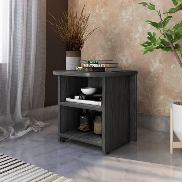 Crystal Furnitech Engineered Wood Side Table