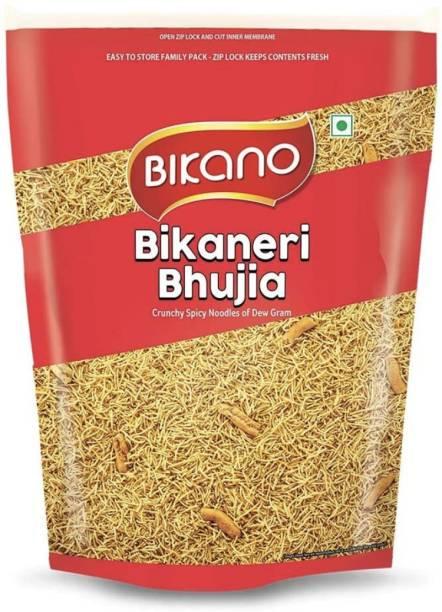 bikano With Free 200g Masala Bundi Offer Pack