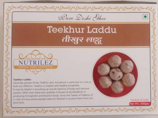 Nutrilez Teekhur Laddu Box