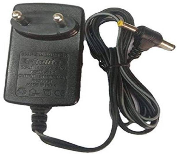 Ehop 4.5V DC Power Adapter Charger for Britelite Torch,Metal Flash Light Worldwide Adaptor