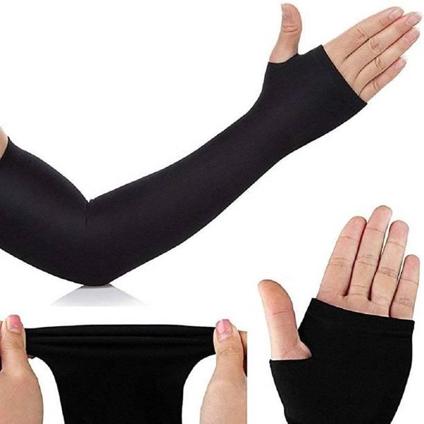 xoalt Nylon, Cotton Arm Sleeve For Men & Women