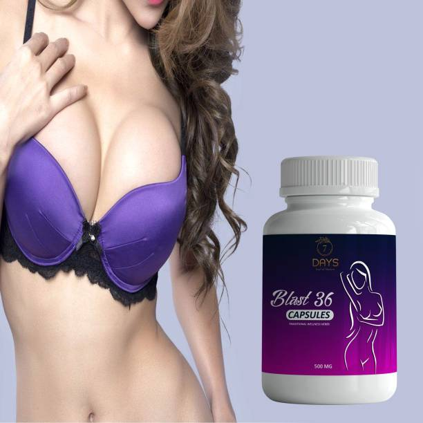 7 Days breast enlargement capsule for women