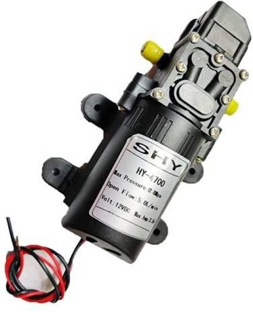 Easy Electronics High Pressure Diaphragm Pump Pressure Washer