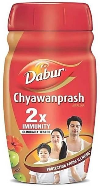 Dabur Chyawanprash 1 kg (2× immunity)