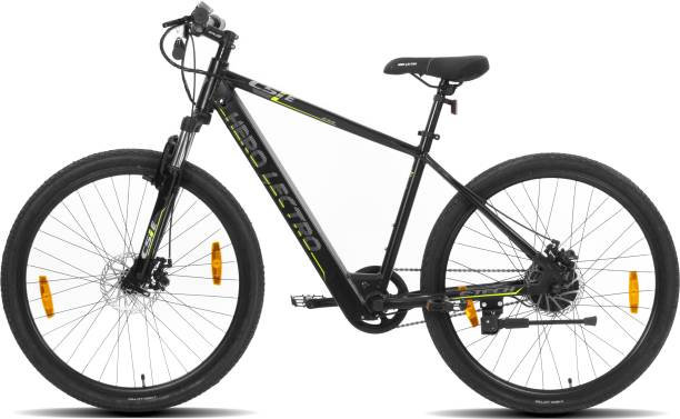 Hero Lectro C5iE 27.5 inches Single Speed Lithium-ion (Li-ion) Electric Cycle