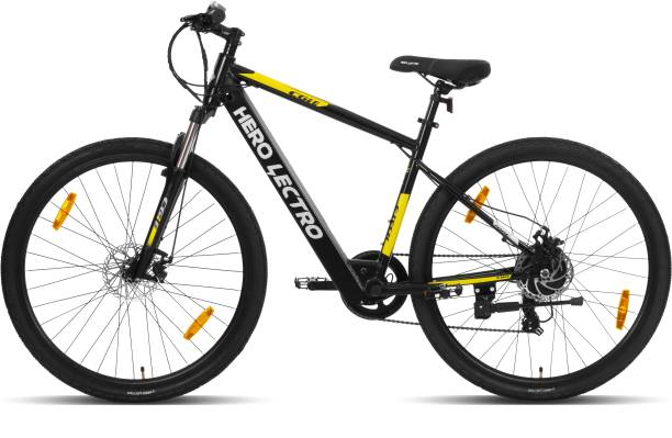 Hero Lectro C6iE 700C inches 7 Gear Lithium-ion (Li-ion) Electric Cycle