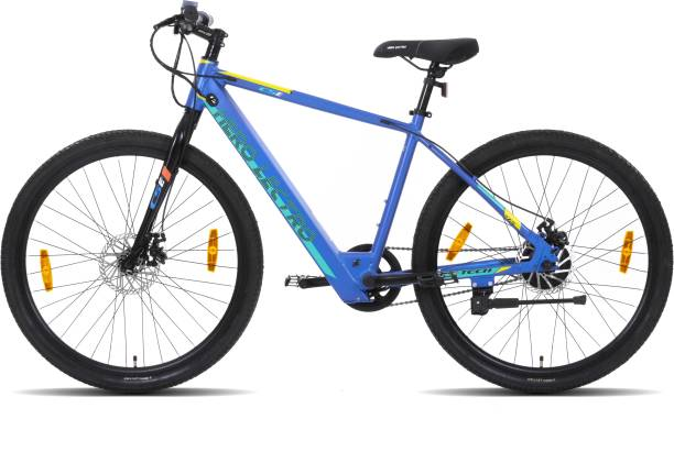 Hero Lectro C5E 27.5 inches Single Speed Lithium-ion (Li-ion) Electric Cycle