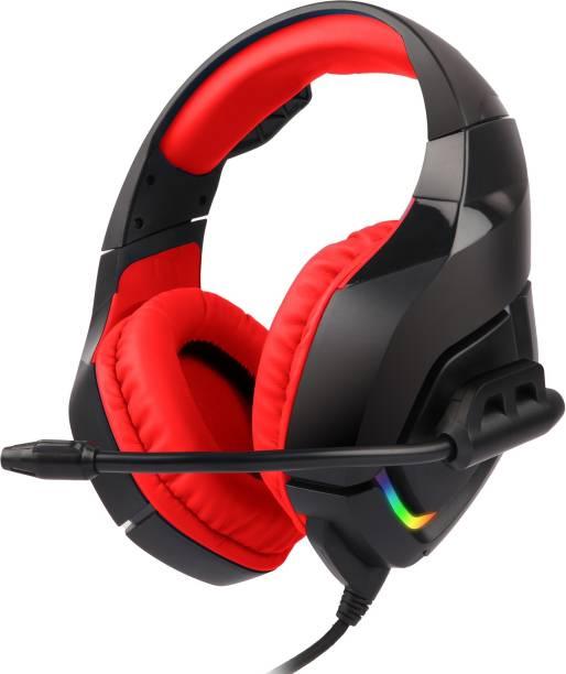 ZEBRONICS Zeb-Rush Wired Gaming Headset