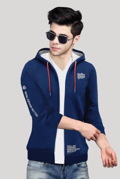 FastColors Full Sleeve Printed Boys Jacket