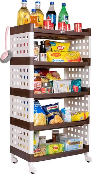 TNT Plastic Kitchen Trolley