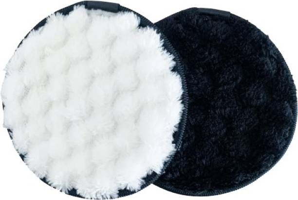 VBA Reusable Makeup Remover Cotton pads?Cotton Pads for Face Cleansing Removes Heavy Eyeshadow and Makeup Double Sided Makeup Remover