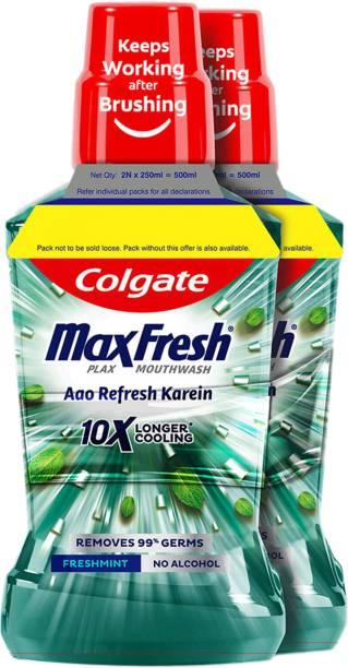 Colgate Maxfresh Plax - Fresh Mint