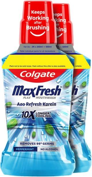 Colgate Maxfresh Plax - Peppermint