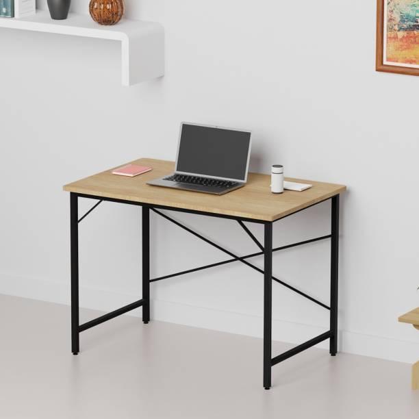 Flipkart Perfect Homes Studio Engineered Wood Office Table