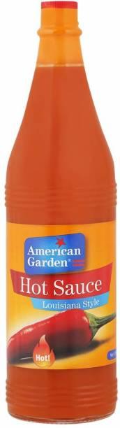 American Garden HOT SAUCE LOUISIANA STYLE IMPORTED Sauce