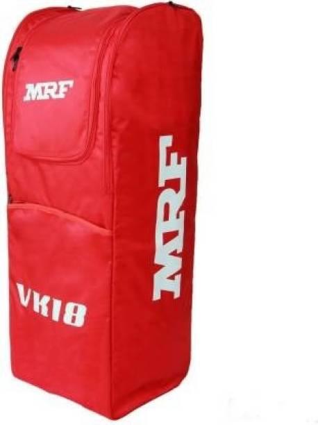 KRISHNA MRF Genius Virat Kohli VK18 Cricket Kit Bag (Red, Backpack)