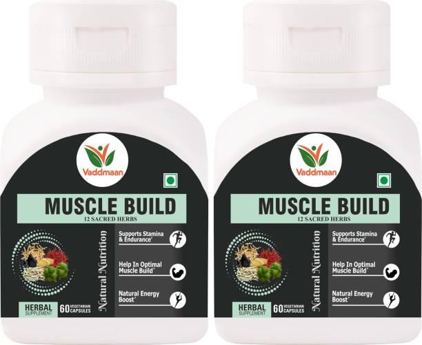 vaddmaan Muscle Build