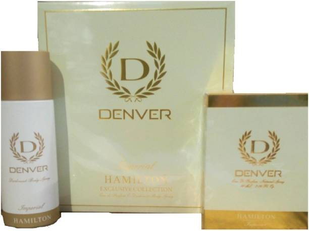 DENVER Imperial Gift Set (Perfume+Deo)