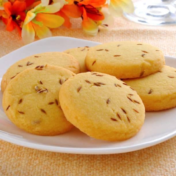 JAINA Organics Jerra Cookies | Eggless Cookies | Homemade Biscuits Cookies