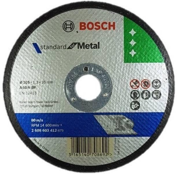BOSCH 2608603412 4 inch metal cutting wheel 10pc set Metal Cutter