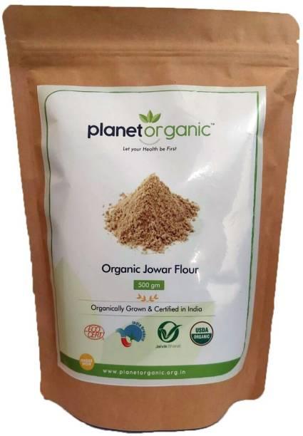 Planet Organic India Organic Jowar Flour