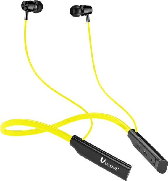 Ucool EvolveSport 30 Hours Backup Wireless Neckband Earphone Bluetooth Headset