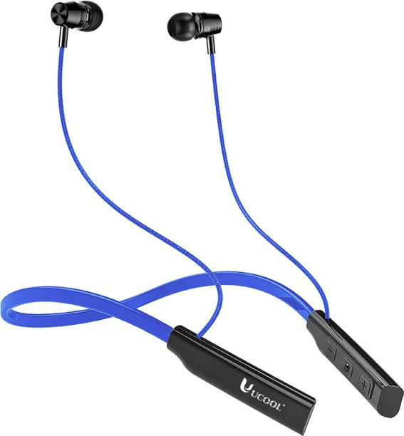 Ucool Sport 30 Hours Backup Wireless Neckband Earphone Bluetooth Headset